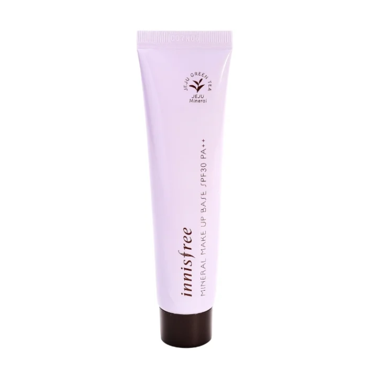База под макияж Inniesfree mineral Makeup Base SPF 30 PA++, 40 мл в интернет-магазине Etomarta.com